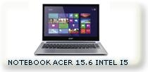 "NOTEBOOK ACER V5 INTEL I5 15.6"" PANTALLA TACTIL"
