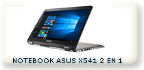 NOTEBOOK ASUS X541