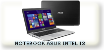 NOTEBOOK ASUS X555LA INTEL CORE I3