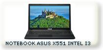 NOTEBOOK ASUS X551 INTEL I3