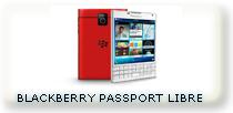 blackberry passport libre