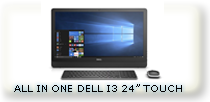 "ALL IN ONE DELL 24"" TACTIL"
