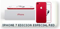 iph 7 128gb edicion especial red