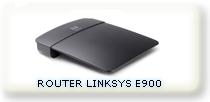 ROUTER LINKSYS E900 N 300MB