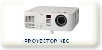 PROYECTOR NEC
