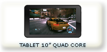 "TABLET 10"" QUAD CORE"
