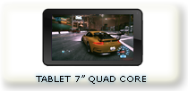 tablet 7 Quad Core