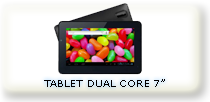 tablet Dual Android 7""