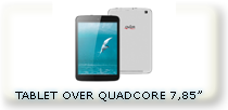 Tablet Overtech Quad-core